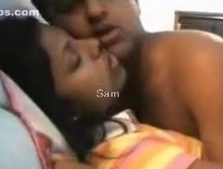 Indian girl couple makes a porno