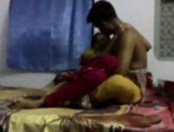Sexy bengali desi pair have sex in bedroom