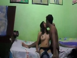 Young Indian Couple leaked mms movie