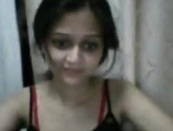 Indian Legal age teenager Girl Teasing